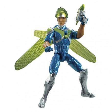 Figura Max Steel Ataque Volador Mattel 30 cm JNBMTL310_1
