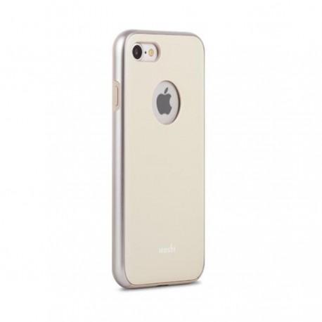 Carcasa Moshi iGlaze iPhone 7 Amarillo Suave CTGMSH313_1