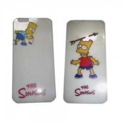 Carcasa para iPhone 6 Diseño Los Simpson
