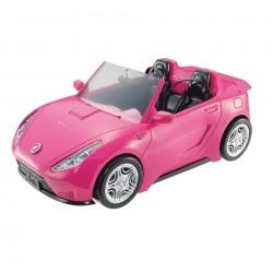Carro Convertible Glam Barbie Mattel Rosado 19 x 35 x 16 cm JNBMTL326_1