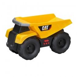 Juguete Caterpillar  Volqueta con Luces & Sonido Amarilla JNBCAT329_1