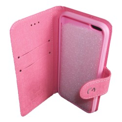 Funda Tipo Folio Igoma Iphone 6 Rosado