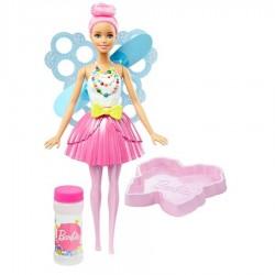 Muñeca Barbie Mattel Hada Burbujas Mágicas