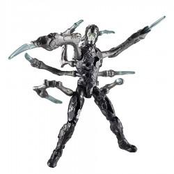Figura Max Steel Mortum Trampa Mortal Trasnformable Mattel