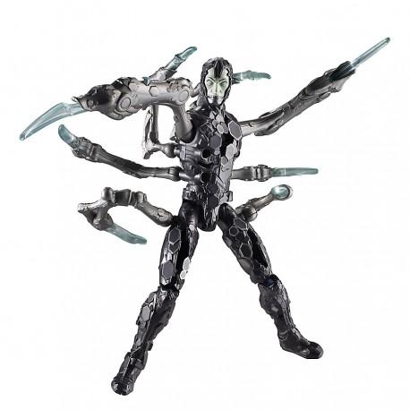 Figura Max Steel Mortum Trampa Mortal Trasnformable Mattel JNBMTL389_1