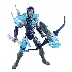 Figura Max Steel Turbo Cazador Mattel