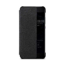 Smart View Cover Huawei P10 Gris Oscuro