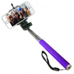 Selfie Joystick Z07 Mini Morado