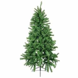 Árbol de Navidad 180 cm 530 Ramas Color Verde HOGGEN464_1