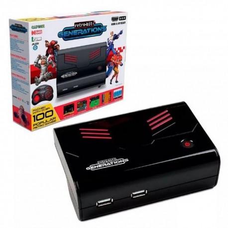 Consola de videojuegos Retro Bit Generations VDJGEN470