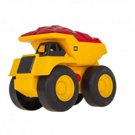 Volqueta de juguete con luces y sonido Marca CAT
