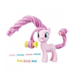 Juguete Pinkie Pie Hasbro Set Rizos Estilizados 9cm