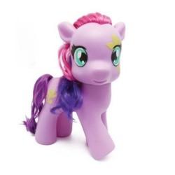 Juguete Pony Para Peinar Morado con Accesorios 18cm