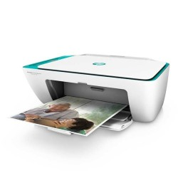 Multifuncional Hewlett Packard Inyeccion 2675 Blanco Wifi
