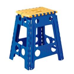 Butaco Vanyplas Plegable Azul/amarillo