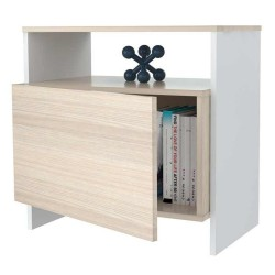 Mesa Multiusos Inval Mm2207 Arena - Blanco