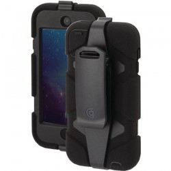 Carcasa Griffin Survivor para iPhone 5 o 5s negro