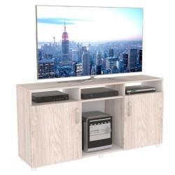 Mesa Practimac Para Tv Cali Ceniza 140x70x36cm