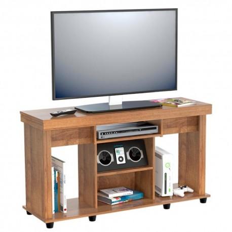 Mesa Inval Para Tv 42 6019 Amaretto 67x120x39cm