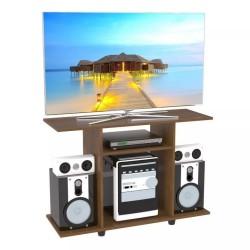 Mueble De Tv Y Sonido Maderkit M31703MT Caramelo 100x67x35cm