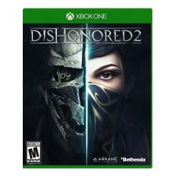 Videojuego Dishonored 2 Xbox One Mature