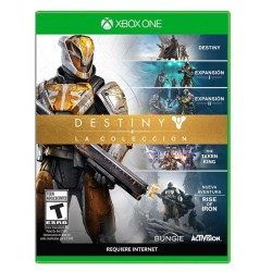 Videojuego Xbox One Destiny Collection Fisico Sellado