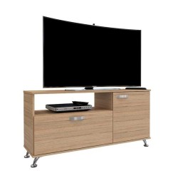 Mesa Para Tv Practimac Baxter Rovere 120x60x35cm