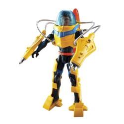 Juguete Max Steel Figura Torpedo Mattel 30cm