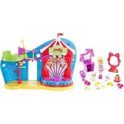 Muñeca Polly Pocket Circo de Mascotas Mattel