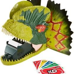 Juego de Mesa UNO Dino Attack Mattel