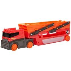Camion Hot Wheels Megaremolque 45cm Mattel