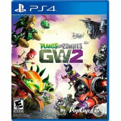 Juego Play Station 4 Plants Vs Zombies GW2 Fisico