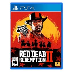 Videojuego Playstation4 Red Dead Redemption 2 Fisico
