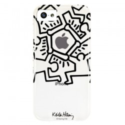 Carcasa - People - Keith Haring Iphone 5c Case Scenario