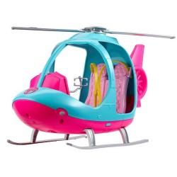 Barbie Explora y Descubre Helicóptero De Barbie 41x26x19cm