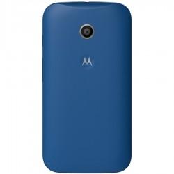 Carcasa Shell Moto E Azul Motorola