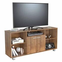 Mesa para TV Inval MTV17719 60Pulg Amaretto 140x65x36cm