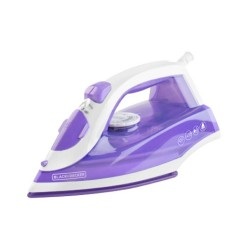 Plancha de Ropa Black and Decker IRBD204 Morado