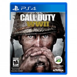 Videojuego Call Of Duty WW II Play Station 4 Fisico PS4