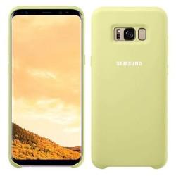 Carcasa S8+ Samsung Silicone Cover Verde