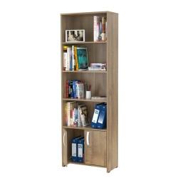 Biblioteca Inval Dali Amaretto B2P8705 182x60x20cm