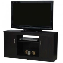 Mesa TV Maderkit Wengue 120 x 62 x 37 cm