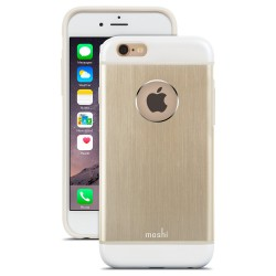 Case Moshi iGlaze Armour iPhone 6 - 6s Aluminio Premium Gold