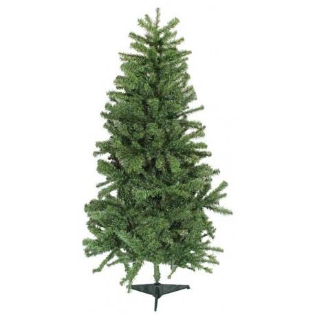Árbol de Navidad de 180cm 420 Ramas Verde HOGGEN257_1