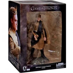 Joffrey Baratheon Game of thrones Figura 19cm Caja 8/10
