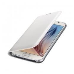 Flip Wallet Samsung Galaxy S6 Blanca