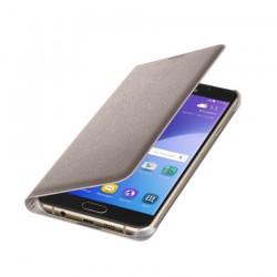 Flip Wallet Samsung Galaxy A7 2016 Dorado CTGSAM306_1
