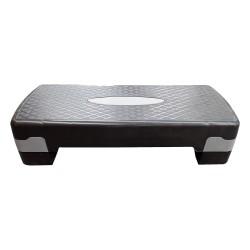 Aerobic Step Evolution 69x29x15cm Negro