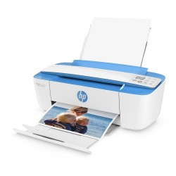 Multifuncional Deskjet Ink 3775 Hewlett Packard Azul