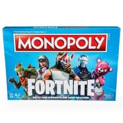 Juego de Mesa Monopoly Fortnite Hasbro 40x26x4cm